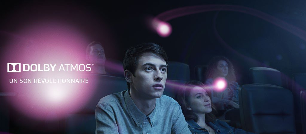actualité Dolby ATMOS